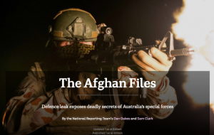 ABC story - The Afghan Files