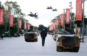 USyd Tied to Arms Industry