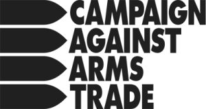 Campaign Against Arms Trade (CAAT) logo