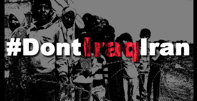 Children of War - Don't Iraq Iran