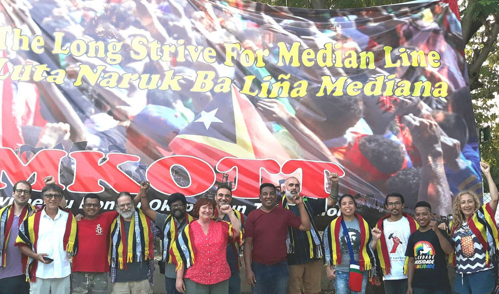 International solidarity with West Papua