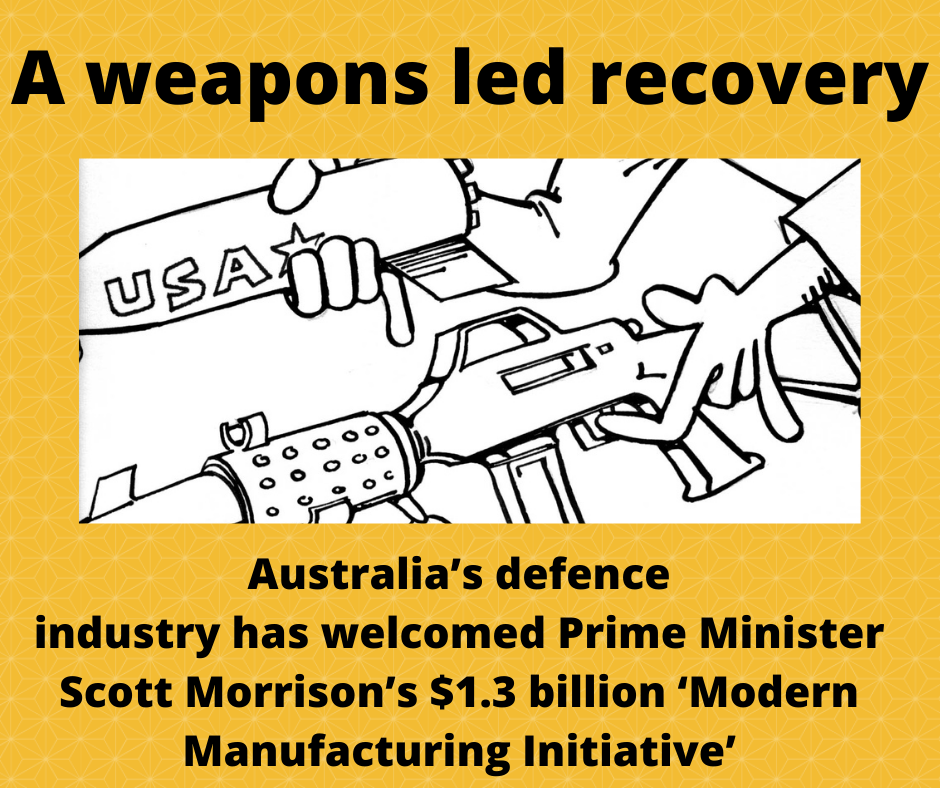A weapons led recovery