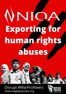 Exporting for human rights abuses