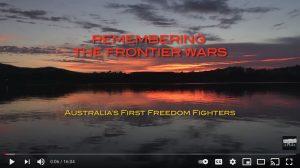 VIDEO: Remembering the Frontier Wars   A David Bradbury Film